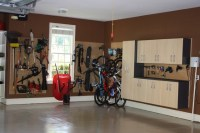 Flow Wall Storage Solutions - Contemporary - Garage And ...