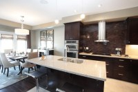 Dining Room Kitchen Combinations