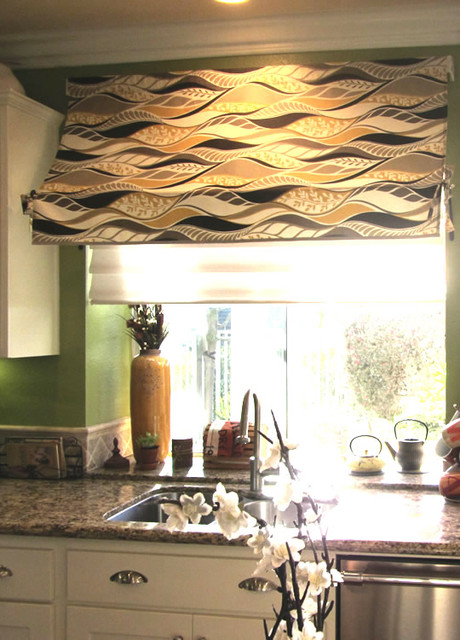 Outdoor Lighting Houzz Indoor Kitchen Awning And Open Cabinet