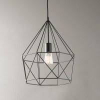 Young House Love Geometric Diamond Lantern - Lamp Shades ...