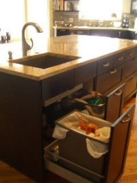 Drawers under sink??
