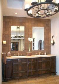 Santa Fe Master Bath - Eclectic - Bathroom - san diego ...
