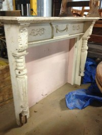Architectural Salvage - Indoor Fireplaces - new orleans ...