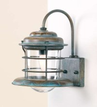 Fredeco Nautical Sconce - Tropical - Wall Sconces - by ...