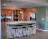 Half Wall Breakfast Bar Home Design Ideas, Pictures ...