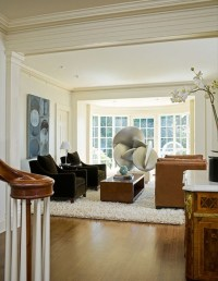 Queen Anne Residence - Contemporary - Living Room ...