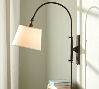 Adjustable Arc Sconce - Modern - Swing Arm Wall Lamps - by ...