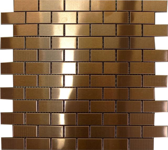 products kitchen kitchen tile copper backsplash design pictures remodel decor ideas page