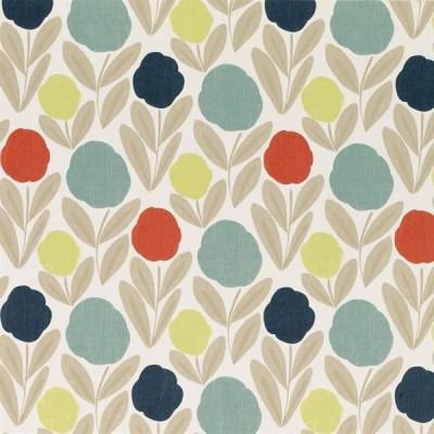 Serena Natural Multi Wallpaper - Contemporary - Wallpaper - by LAURA ASHLEY