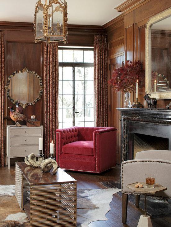 Veranda Magazine Living Room Design Ideas, Pictures