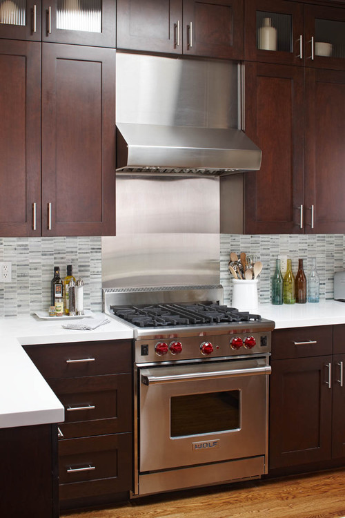 stainless steel range info stainless steel subway tile kitchen backsplash large stainless