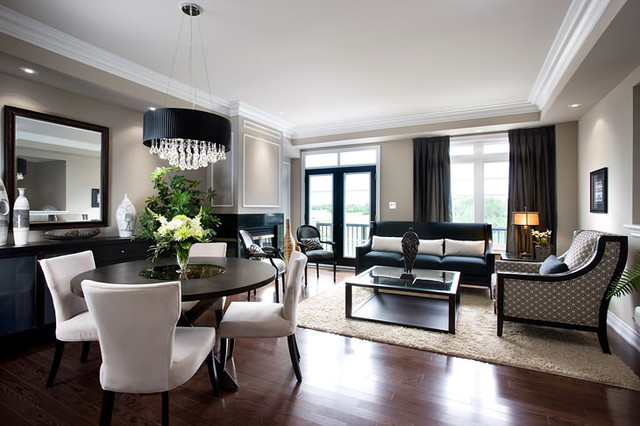 Fresh Tasty Interior Design Small Apartment Condominium Living - küchen modern design