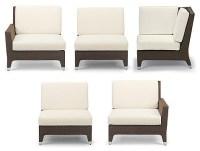 Modular Modern Woven Patio Furniture - Interior Design ...