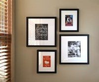 Gallery wall ideas - Modern - chicago - by Change of Art