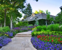 Landscaping: Front Yard Landscaping Ideas Colorado