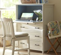 Cassidy Secretary - Traditional - Desks And Hutches - by ...