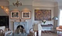 Vintage Edwardian Color - Eclectic - Living Room - san ...