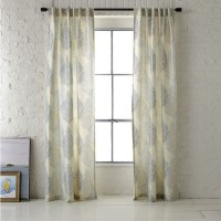 Ambi Printed Window Panel - Contemporary - Curtains - by ...
