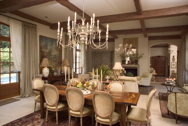 Meuble Debiais Lifestyle House - Traditional - Dining Room - Other Metro