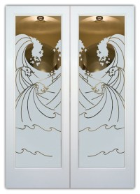 Interior Door: Interior Doors With Frosted Glass Inserts