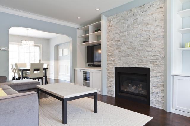 Elegant living room contemporary living room toronto by