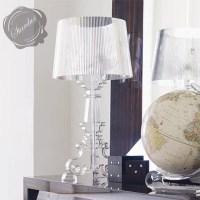 Bedroom Dresser Design Idea with Transparent Kartell ...