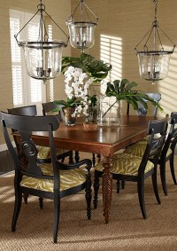 Dining Rooms - Tropical - Dining Room - other metro - by ...