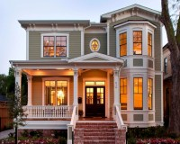 Houston Heights Project 1 - Victorian - Exterior - houston ...