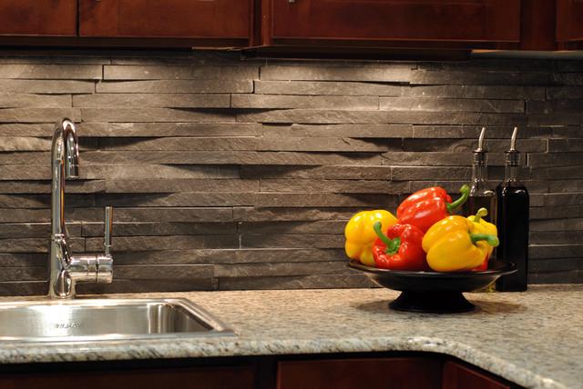islandstone cladding backsplash contemporary kitchen prfiles ledger stone kitchen backsplash beige