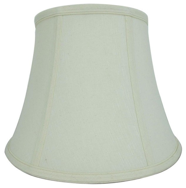 Hampton Bay Lamp Shades Mix And Match Geneva Beige Bell