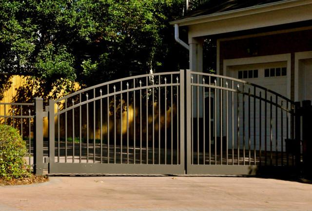 custom built aluminum gates easy methods find custom home builder canutillo stages
