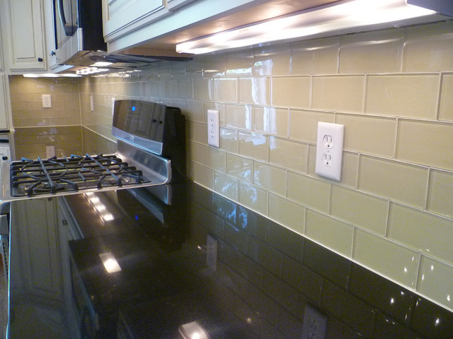 glass subway tile kitchen backsplash contemporary kitchen kitchen backsplash contemporary kitchen metro