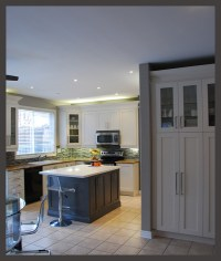 Kitchen Cabinet Refacing - Modern - Kitchen - toronto - by ...