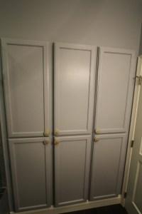 Recessed Storage Cabinets - bathroom