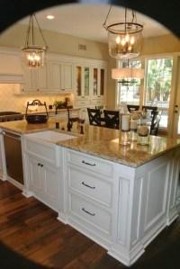 Beach Theme Above Kitchen Cabinets - Best Home Decoration ...