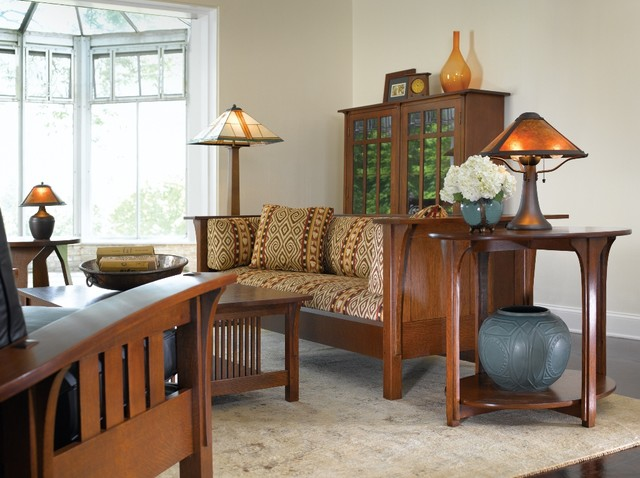 Mission Style Living Room Furniture