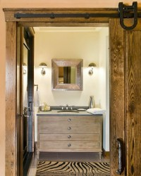 What's Your Style? Texas Bathroom Elements