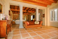 Terracotta Floors - Mediterranean - Living Room - san ...