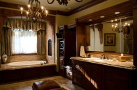 Texas Hill Country Style - Traditional - Bathroom ...
