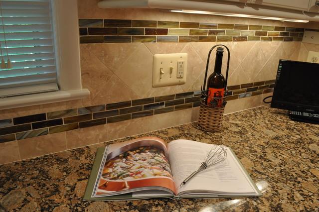 kitchen remodel white cabinets tile backsplash undercabinet simplified bee houzz idea book kitchen backsplash ideas simplified