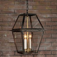 Richmond Outdoor Hanging Lantern - Outdoor Hanging Lights ...