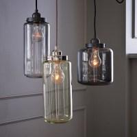 Glass Jar Pendants - Industrial - Pendant Lighting - by ...