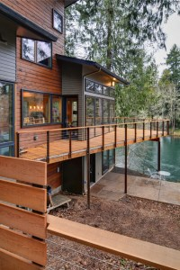 McKenzie River Home