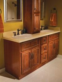 Bathrooms - Mediterranean - Bathroom Vanities And Sink ...