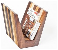 Magazine Rack by Cherrywood Studio - Contemporary ...