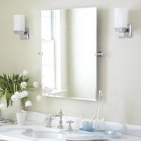 Hayden Tilting Bath Mirror - Traditional - Bathroom ...