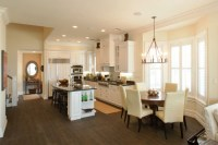 Love the kitchen. Whose light fixture is over the kitchen ...