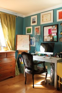 FabTwigs: Ten Home Office Ideas