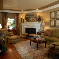 Formal Living Room - Traditional - Living Room - austin ...