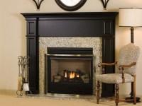 Bennington Wood Fireplace Mantel - Traditional - Indoor ...
